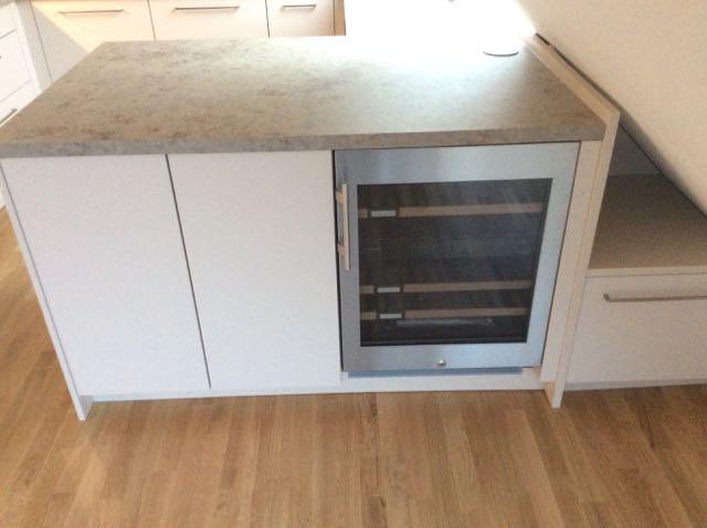 glasrückwand küche beige ~ logisting = varie forme di mobili, Hause deko
